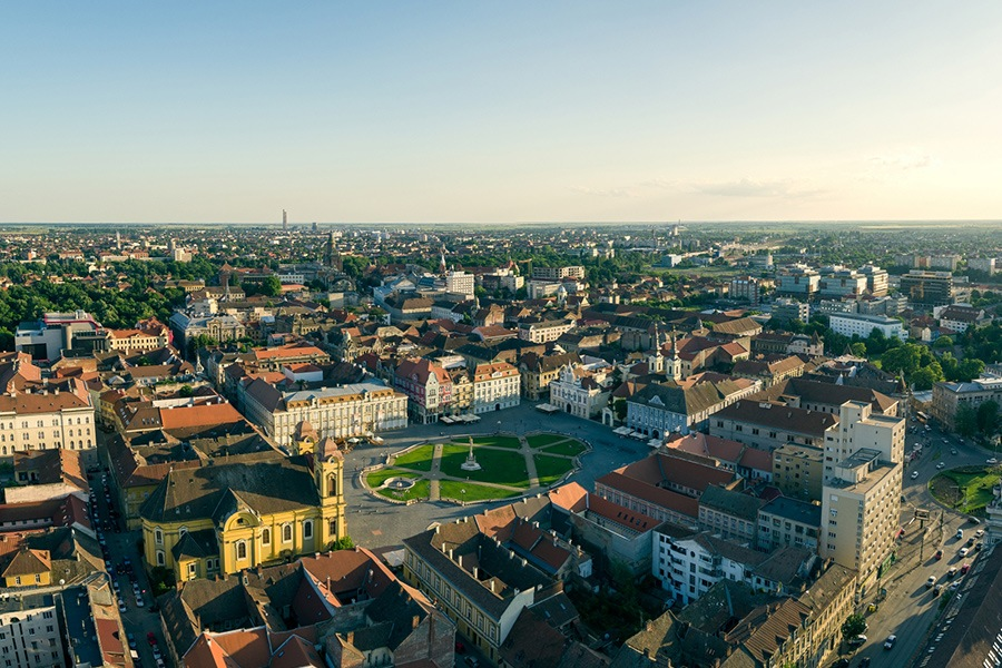 Timisoara, European Capital of Culture 2021